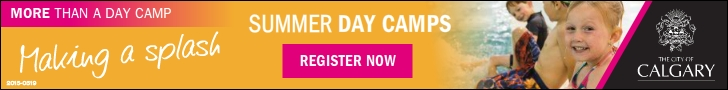 City of Calgary Summer Day Camps July 2