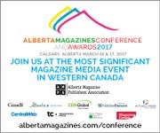 AMPA Alberta Magazines Conference