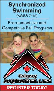 Calgary Aquabelles Aug 2015