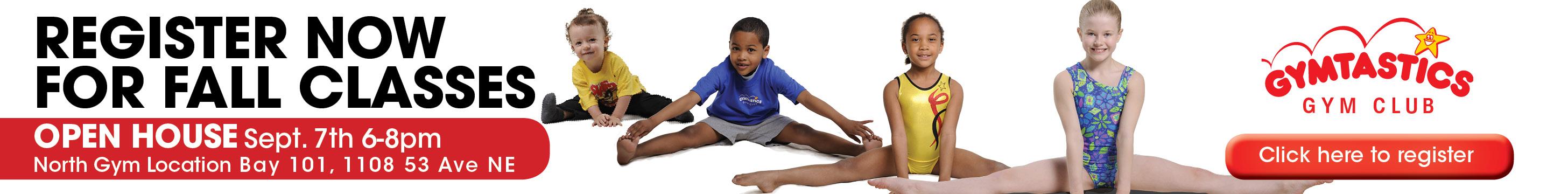 Gymnastics Aug 2016