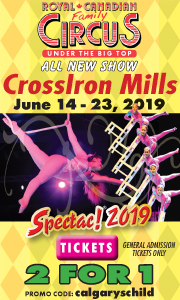 Royal Canadian Circus May 2019