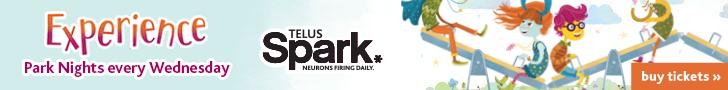Telus Spark July 2016