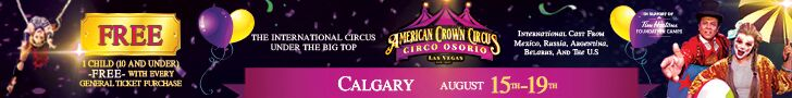 American Crown Circus (Circus Osorio) Jul 19-Aug 25_2019