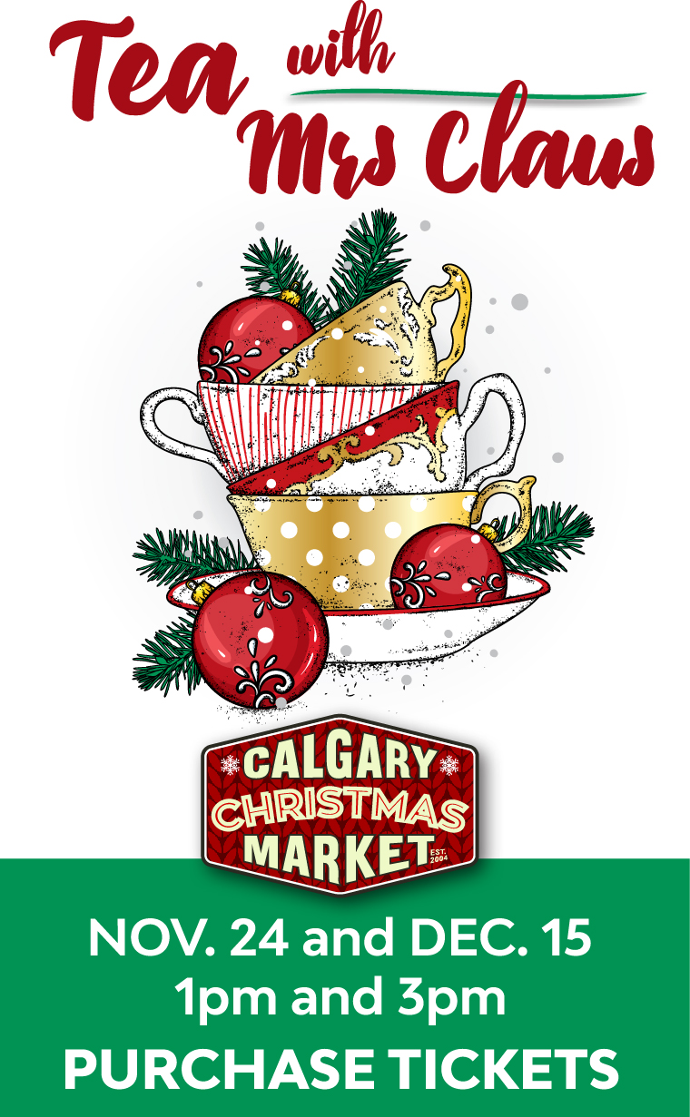Calgary Farmers Market Double Nov  2017