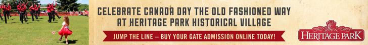Heritage Park June 2016