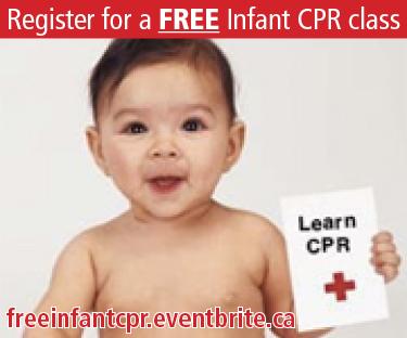 Infant CPR Jan 2016