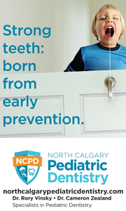 North Calgary Pediatric Dentistry Rory Vinsky April 2020