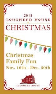 Lougheed House Nov 13-Dec 13