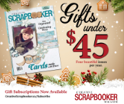 Scrapbooker December 2020
